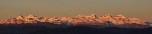 El Pirineo desde Monrepós