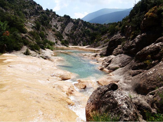 Pozas del Río Flumen