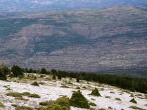 Belsué de Nocito y la Sierra de Aineto