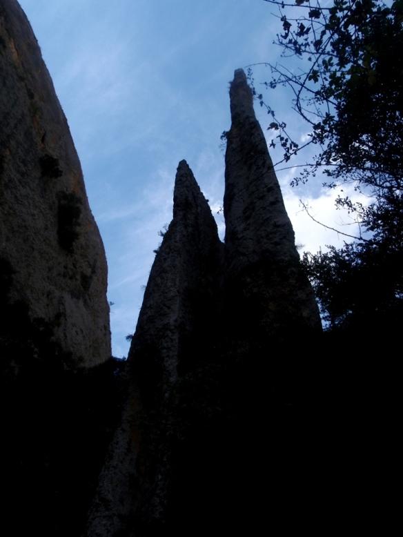 Las Capillas, las Palomeras o los Canales del Balcezdel Balcez