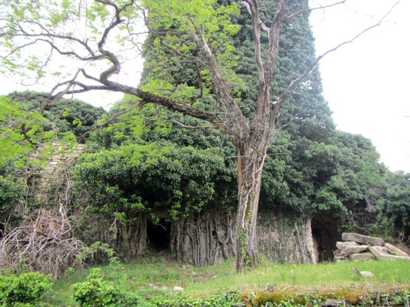 Detalle del Templo de Secorún