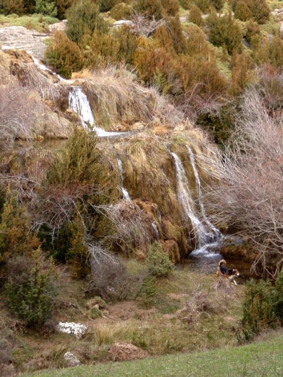 El Nacimiento del Río Flumen