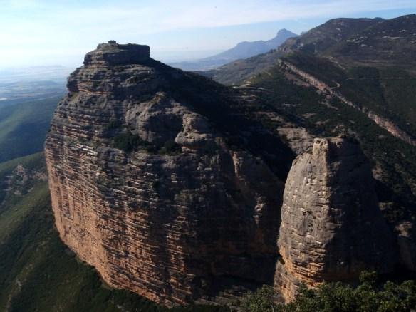 La Peña San Miguel y el Fraile