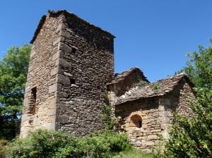 El templo de Alastrué