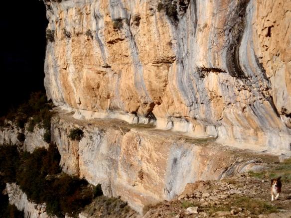La Cornisa del Barranco Lañas