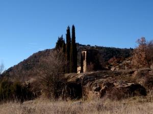 La iglesia de Bentué de Nocito