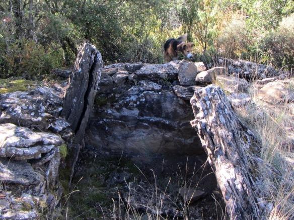 El Dolmen de Palomar