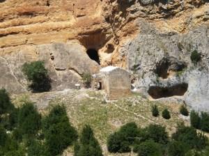 La Ermita de San Martín del Alcanadre