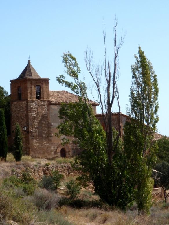 El templo de San Román