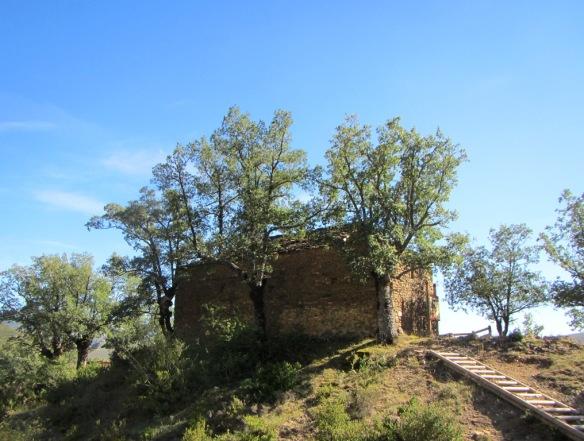 La Ermita de la Virgen de los Linares