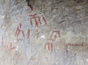 Las pinturas rupestres del Abrigo de PalomeraLas pinturas rupestres del Abrigo de Palomera