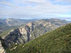Vistas a la Sierra de Balcez