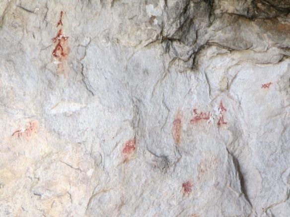 Las pinturas rupestres del Abrigo de Barfaluy