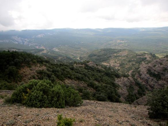 Vistas al Barranco Argatín