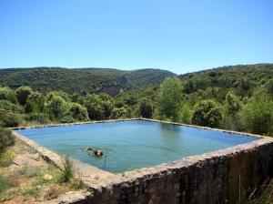 La balsa de la Fuente Güega