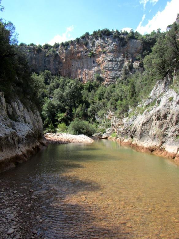 La Peonera Superior cerca de la Fuente de los Arenales
