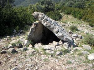 El Dolmen de la Piatra o de Belsué