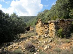 Las ruinas del Gargantal