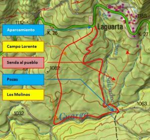 Croquis Mapa Sigpac