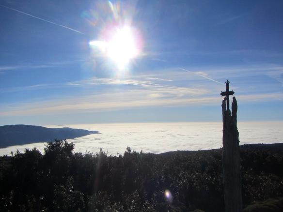 La Cruz de la Lacuna Alta