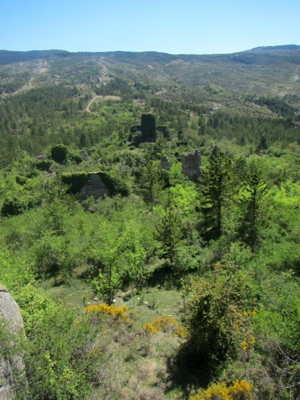 Secorún desde el Castellar