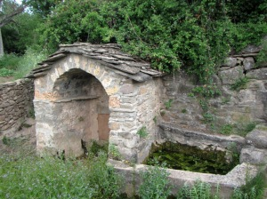 La fuente de Bara