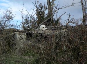 El cementerio de Bibán