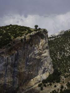 Los acantilados del Balcez