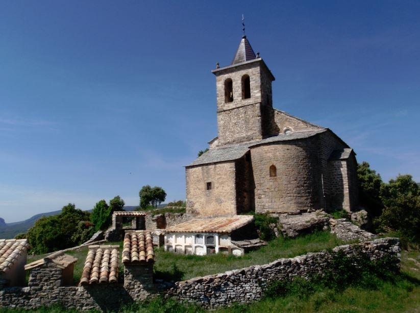 La Iglesia de Almazorre