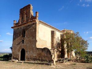 La Ermita de San José con merendero