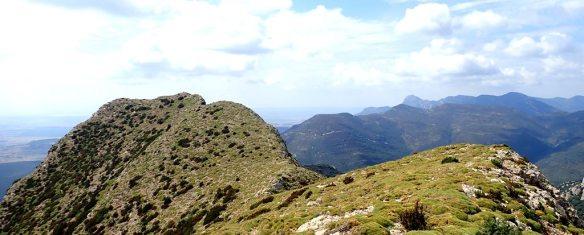 La cresta del Picón