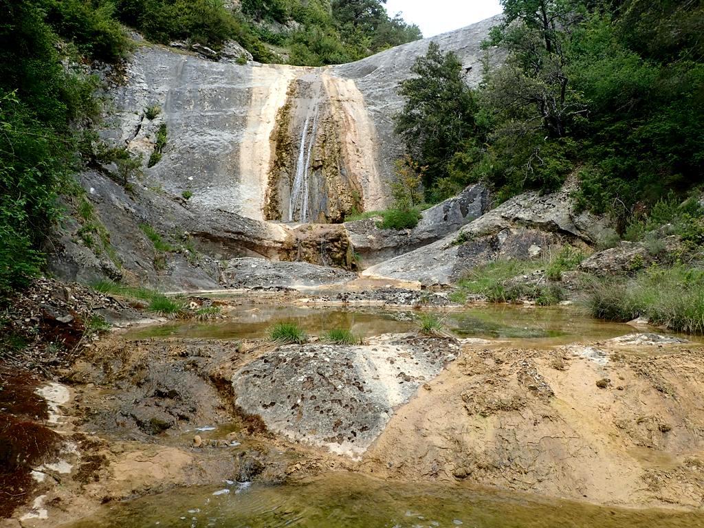 El Salto del Barranco
