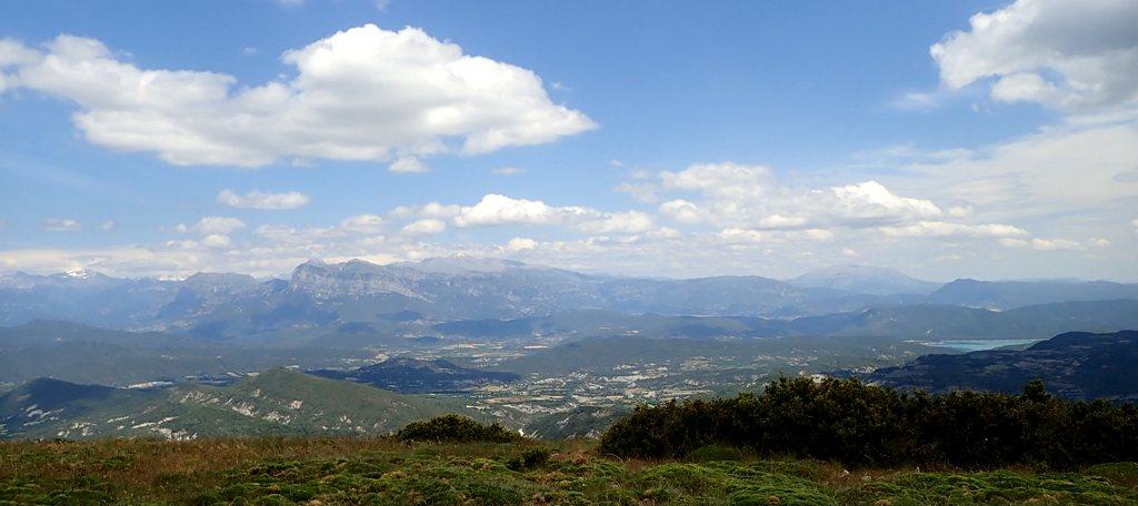La cima del Capramonte