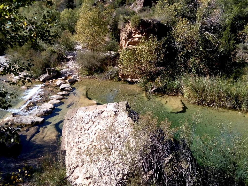 El Puente de las Aguas