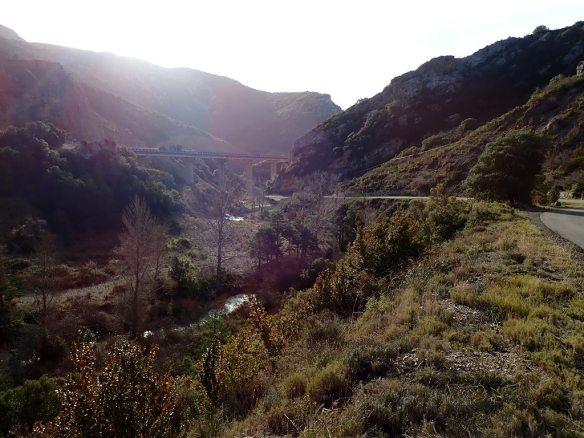 El valle del Isuela