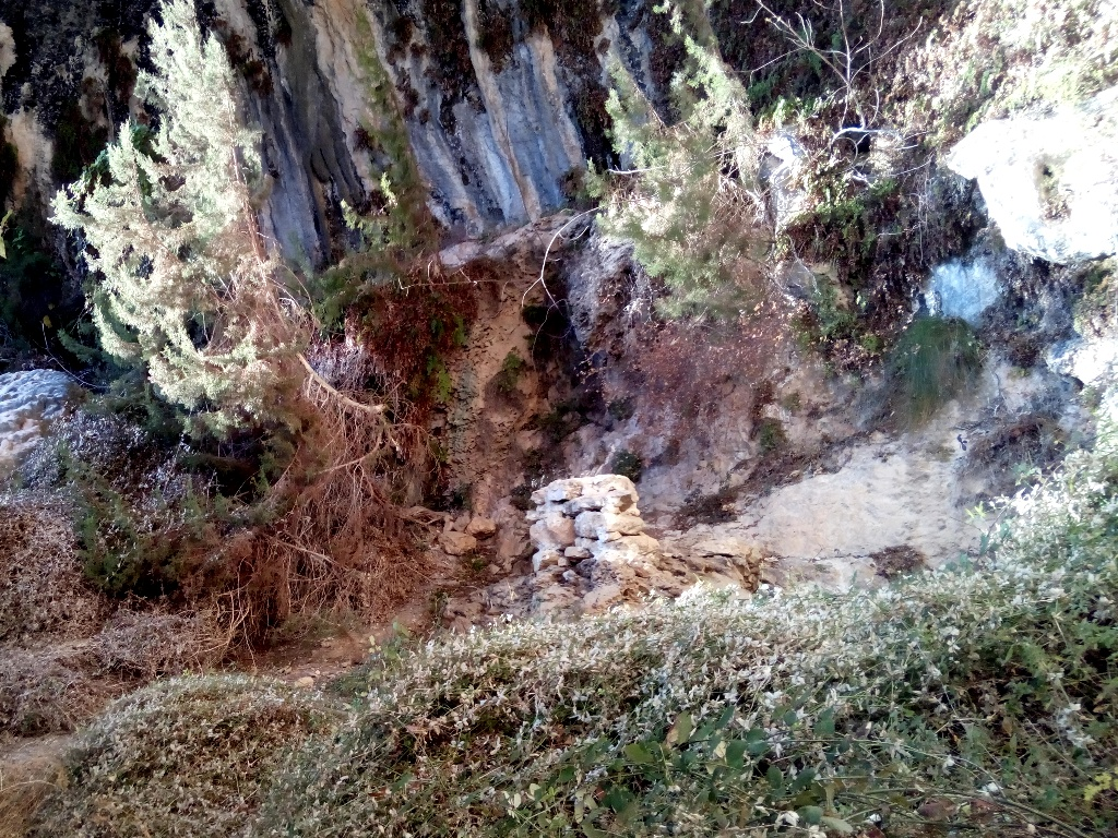 La cueva del primer estrecho