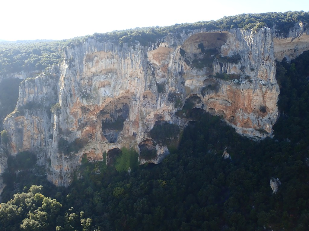El Barranco de la Choca