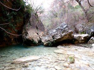 Las tres rocas mencionadas