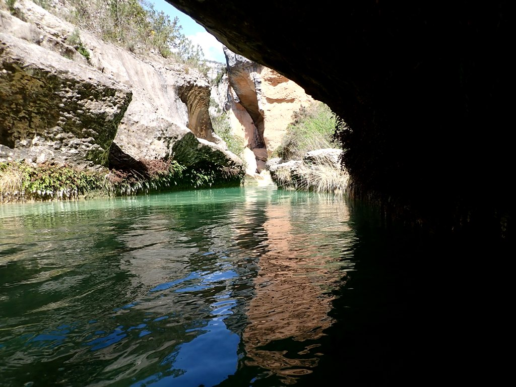 Las Cuevas del Estrecho Interarticas